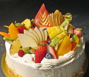 店頭ケーキ各種のイメージ