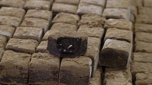 箱根の石畳(生チョコ・ダーク)のイメージ