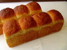 天然酵母パン(山型食パン)のイメージ
