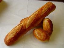 天然酵母パン(フランスパン)のイメージ