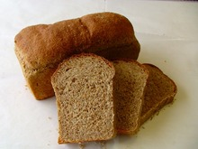 全粒粉(天然酵母パン)のイメージ