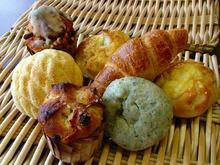菓子パン詰め合わせ(天然酵母パン)のイメージ